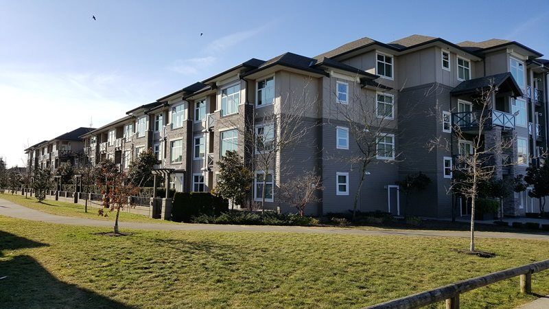 "Main Photo: 213 18818 68 Avenue in Surrey: Clayton Condo for sale in ""Calera"" (Cloverdale)  : MLS®# R2127591"