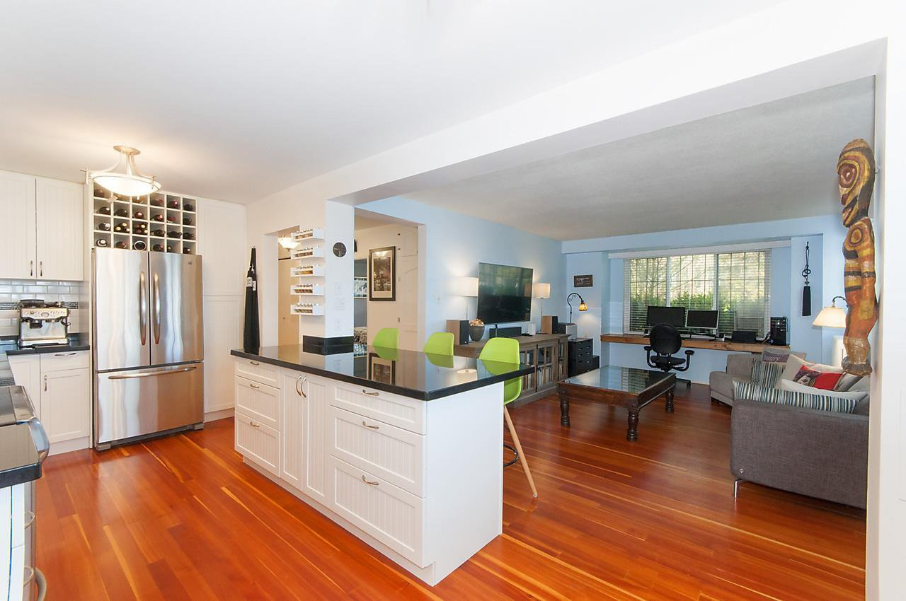 This home has been lovingly renovated. The open floor plan meets all of today's expectations with a hint of yesterday's memories.