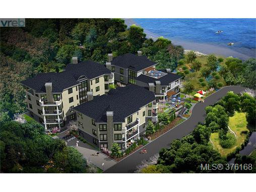 Main Photo: 1102 3221 Heatherbell Road in VICTORIA: Co Royal Roads Condo Apartment for sale (Colwood)  : MLS®# 376168