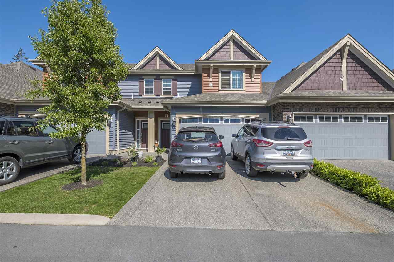 Main Photo: 7 5469 CHINOOK STREET in Sardis: Vedder S Watson-Promontory Townhouse for sale : MLS®# R2170048