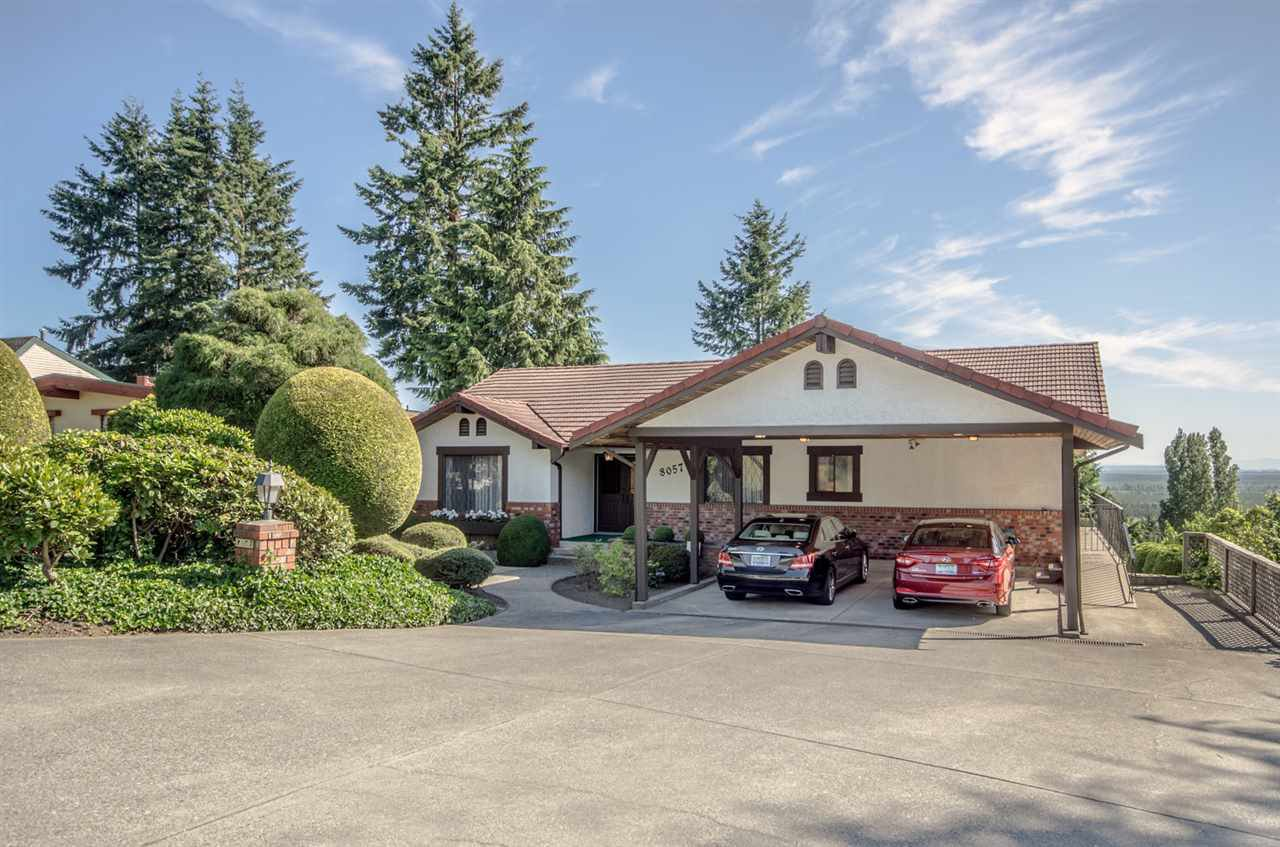 """Main Photo: 8057 WILTSHIRE Boulevard in Delta: Nordel House for sale in """"Canterbury Heights"""" (N. Delta)  : MLS®# R2182420"""
