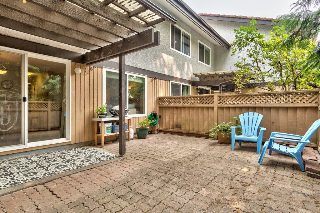 Photo 25: Photos: 52 3046 Coast Meridian Road in Port Coquitlam: Birchland Manor Townhouse for sale : MLS®# R2195163