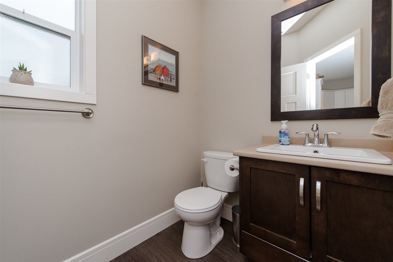 """Photo 10: Photos: 5 1640 MACKAY Crescent: Agassiz Townhouse for sale in """"The Langtry"""" : MLS®# R2233070"""