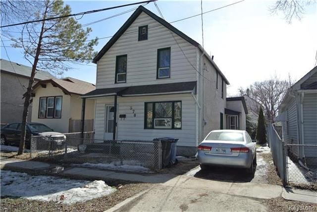 Main Photo: 570 Aberdeen Avenue in Winnipeg: Residential for sale (4B)  : MLS®# 1809083