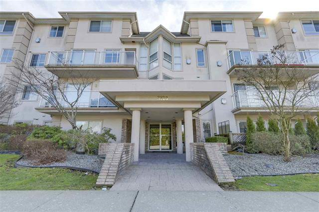 Main Photo: 101 3128 Flint Street in Port Coquitlam: Glenwood PQ Condo for sale : MLS®# R2247316