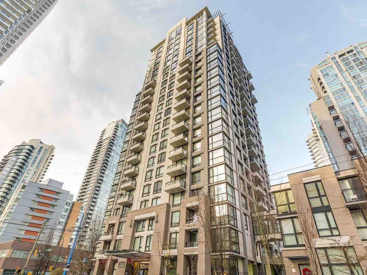 """Main Photo: 1509 1295 RICHARDS Street in Vancouver: Downtown VW Condo for sale in """"The Oscar"""" (Vancouver West)  : MLS®# R2268022"""