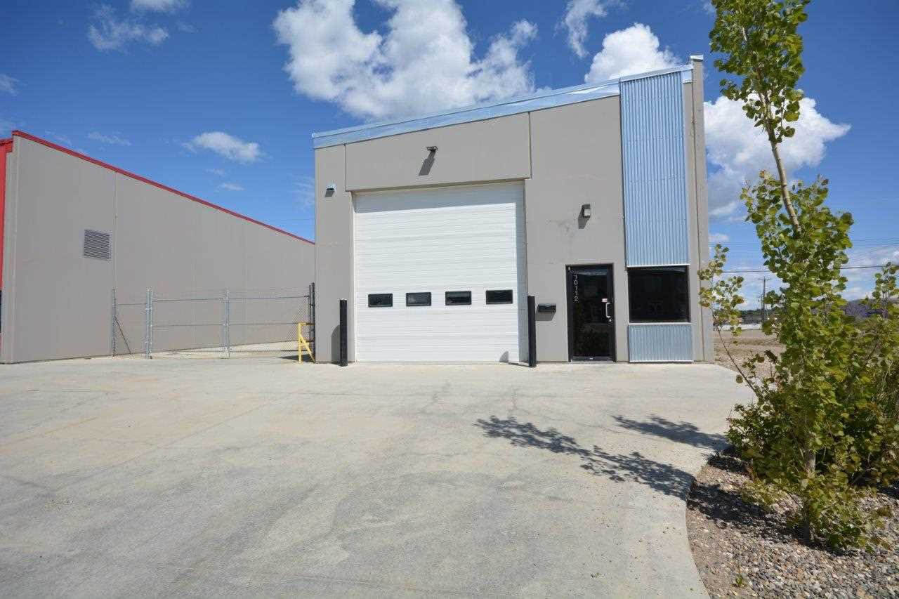 Main Photo: 10112 CREE Road in Fort St. John: Fort St. John - City SW Industrial for lease (Fort St. John (Zone 60))  : MLS®# C8022436