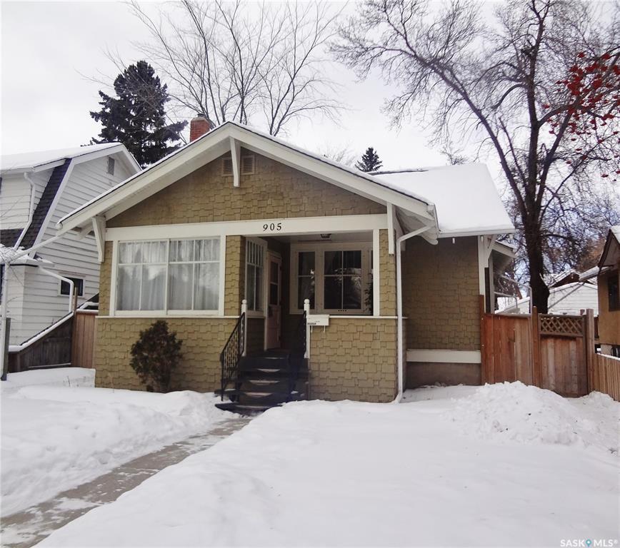 Photo 1: Photos: 905 TEMPERANCE Street in Saskatoon: Nutana Residential for sale : MLS®# SK760349