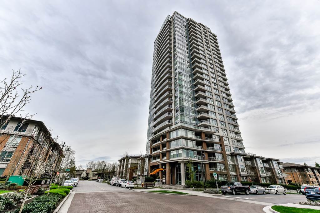 """Main Photo: 2503 3102 WINDSOR Gate in Coquitlam: New Horizons Condo for sale in """"CELADON"""" : MLS®# R2352768"""