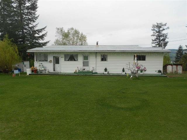 Photo 1: Photos: 8072 S 97 Highway in Quesnel: Quesnel Rural - South House for sale (Quesnel (Zone 28))  : MLS®# R2353450