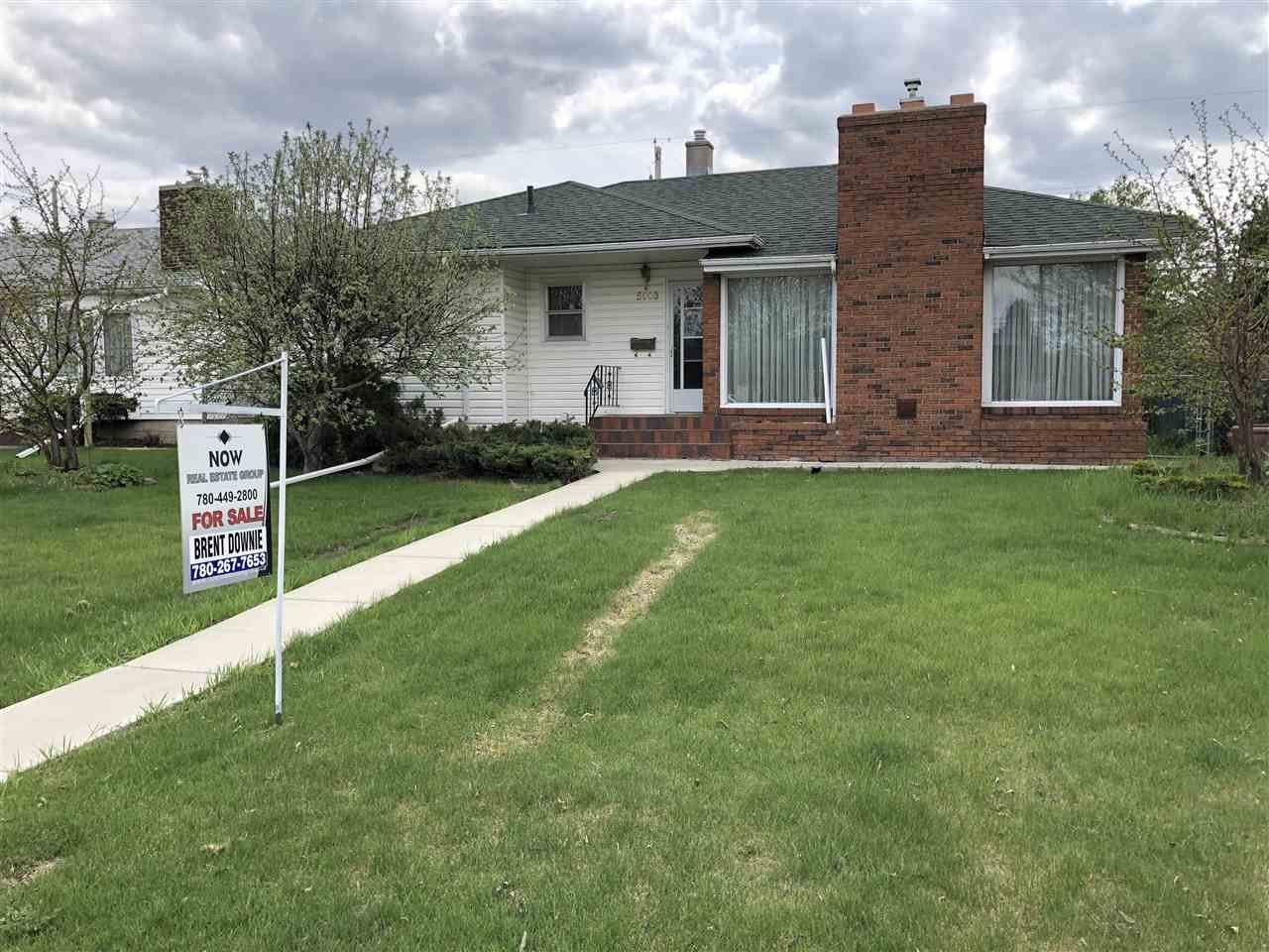 Main Photo: 5903 102A Avenue in Edmonton: Zone 19 House for sale : MLS®# E4151801