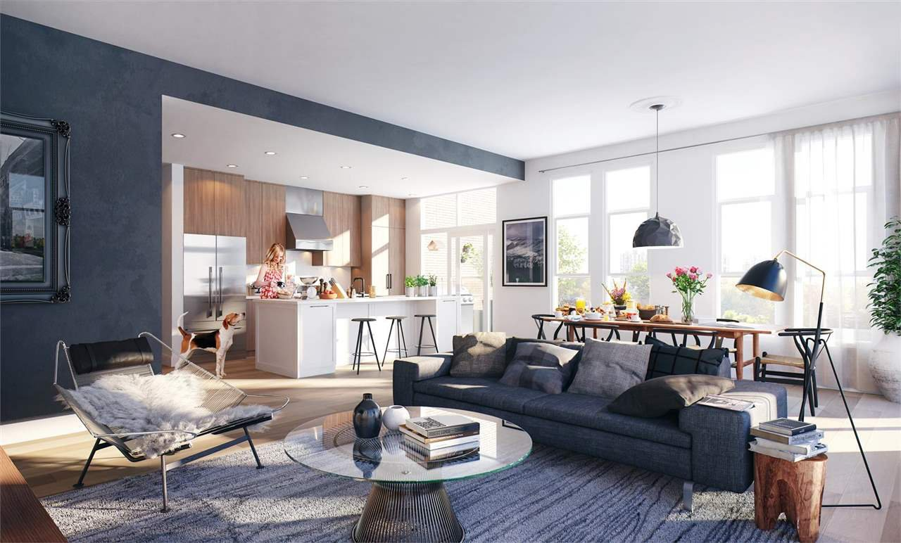 """Main Photo: 605 6933 CAMBIE Street in Vancouver: South Cambie Condo for sale in """"CAMBRIA"""" (Vancouver West)  : MLS®# R2369280"""