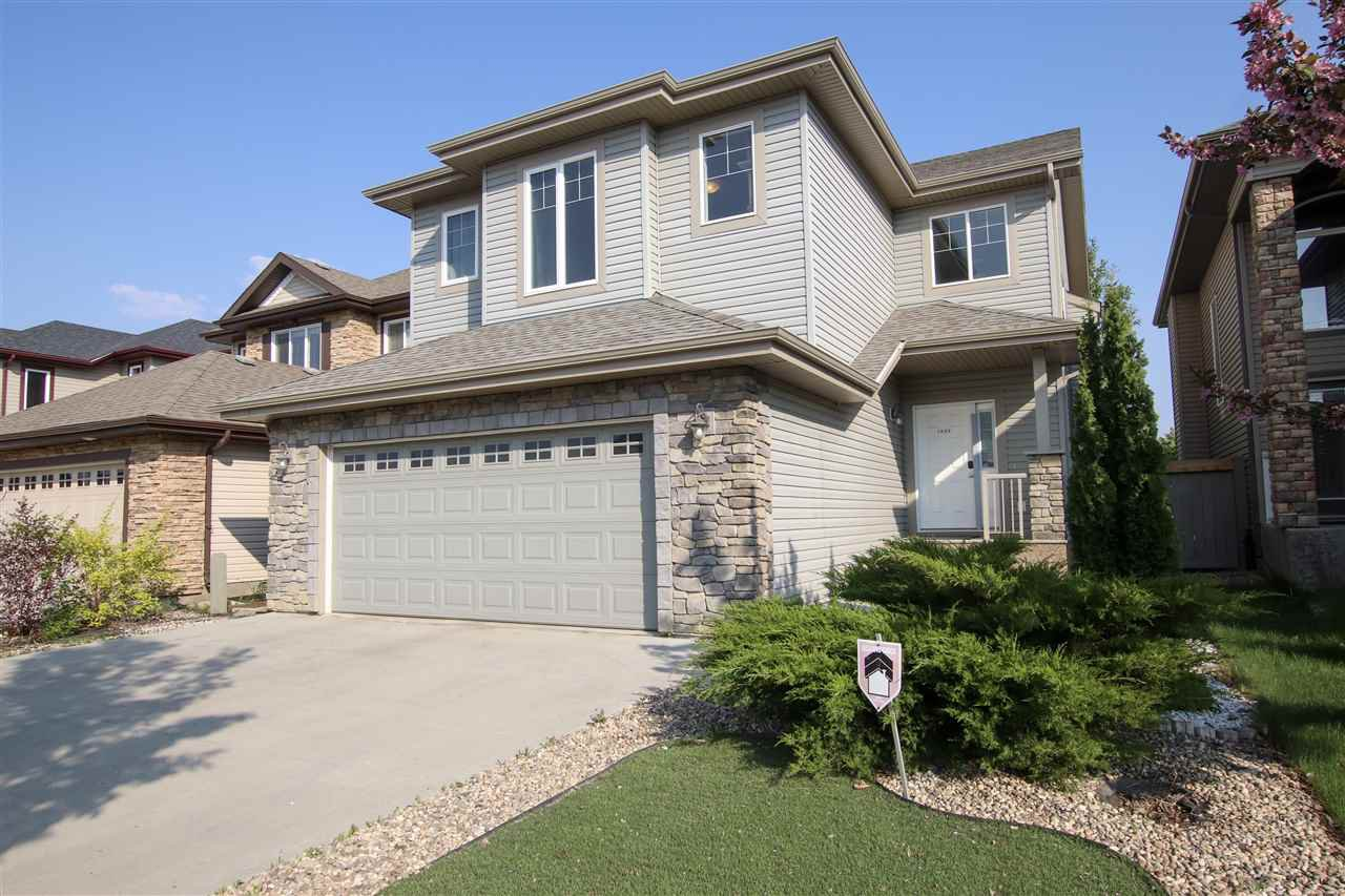 Main Photo: 1020 CONNELLY Way in Edmonton: Zone 55 House for sale : MLS®# E4159473