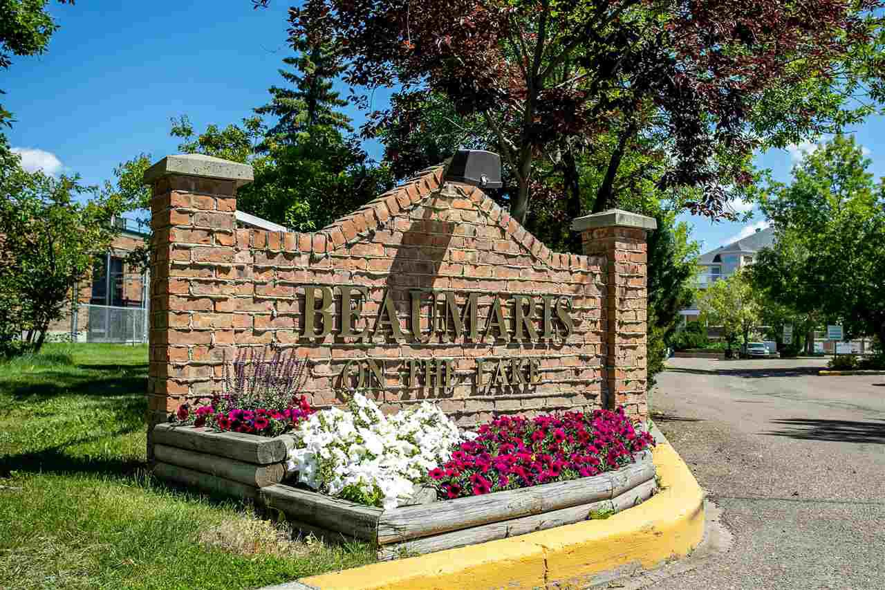 Main Photo: 217 15499 CASTLE_DOWNS Road in Edmonton: Zone 27 Condo for sale : MLS®# E4165782