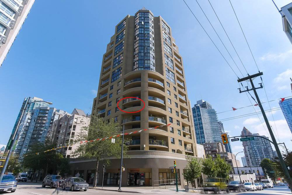 "Main Photo: 604 789 DRAKE Street in Vancouver: Downtown VW Condo for sale in ""CENTURY TOWER"" (Vancouver West)  : MLS®# R2426940"
