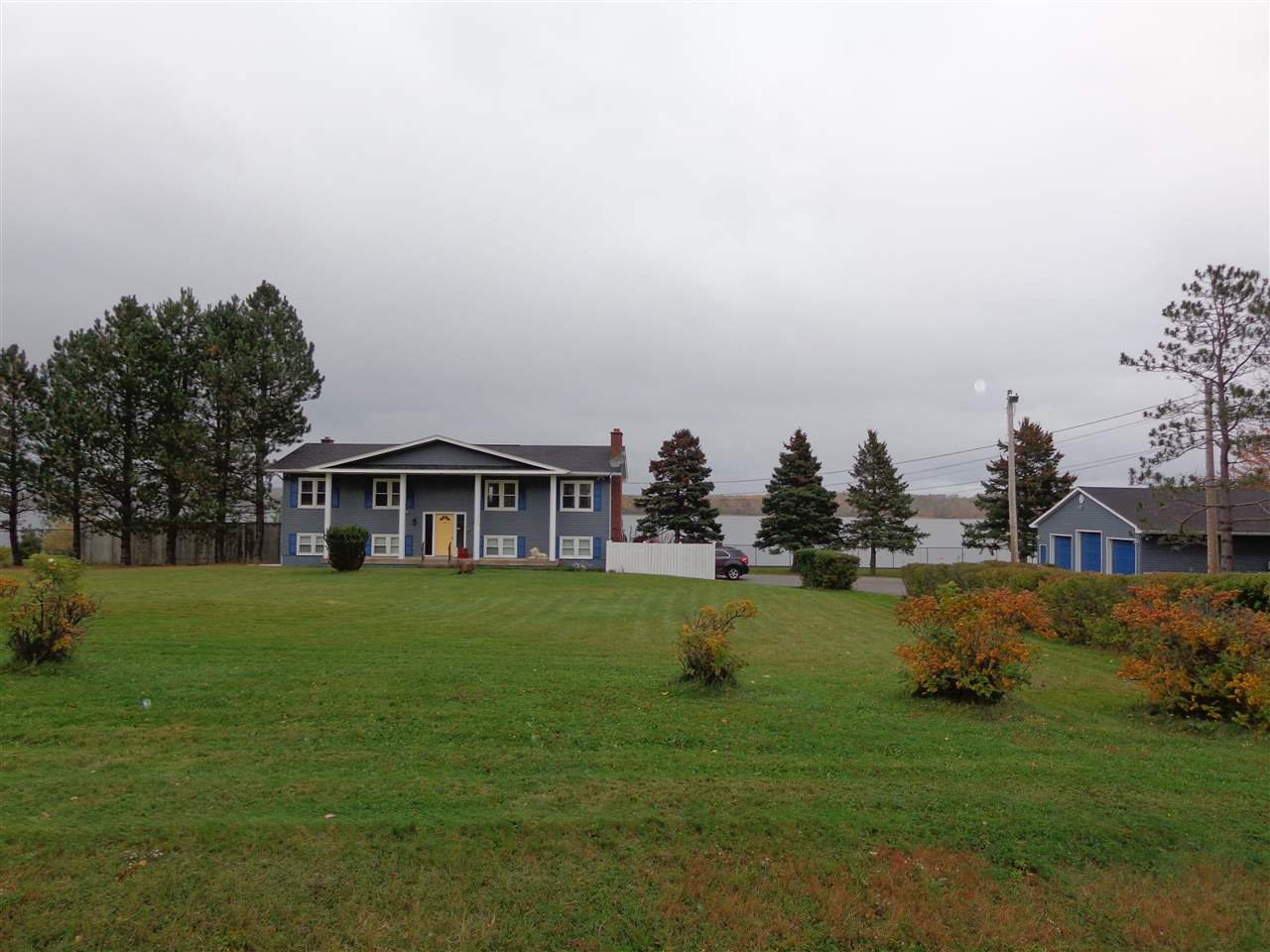 Main Photo: 1890 Abercrombie Road in Abercrombie: 108-Rural Pictou County Residential for sale (Northern Region)  : MLS®# 202009003