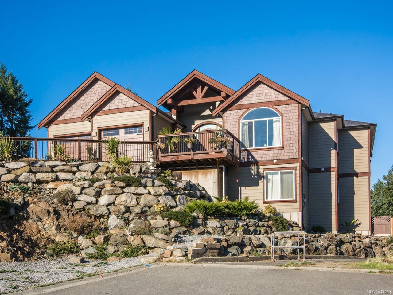 Main Photo: 4819 Whalley Way in NANAIMO: Na North Nanaimo Single Family Detached for sale (Nanaimo)  : MLS®# 844853