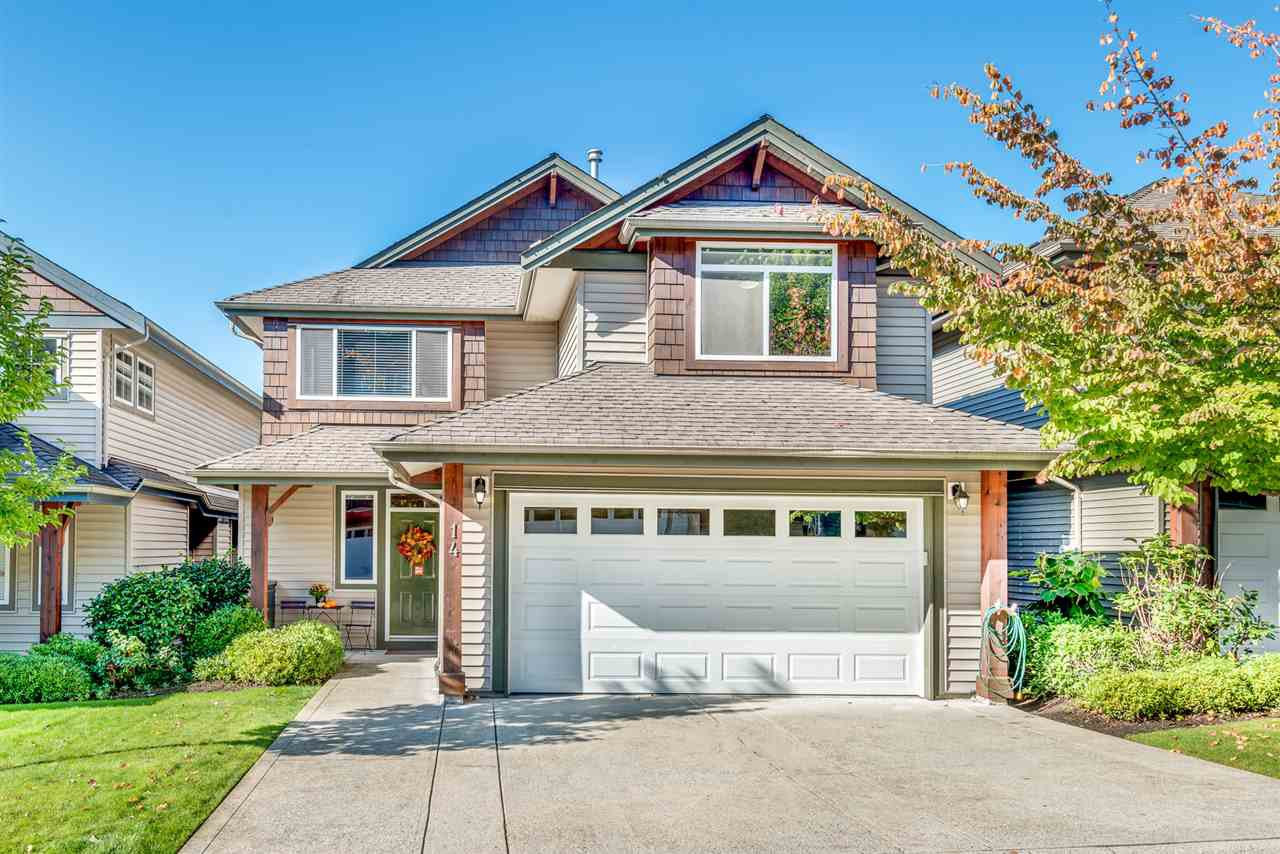 """Main Photo: 14 1705 PARKWAY Boulevard in Coquitlam: Westwood Plateau House for sale in """"Tango by Liberty Homes"""" : MLS®# R2508197"""