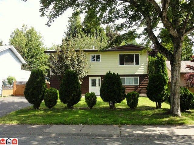 Main Photo: 6228 SUNDANCE Drive in Surrey: Cloverdale BC House for sale (Cloverdale)  : MLS®# F1121581