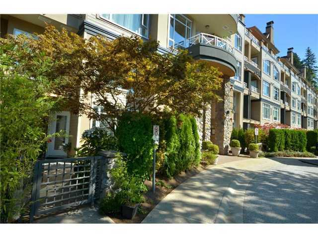 "Main Photo: # 105 3600 WINDCREST DR in North Vancouver: Roche Point Condo for sale in ""WINDSONG"" : MLS®# V932458"