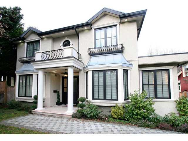 Main Photo: 3749 W 11TH Avenue in Vancouver: Point Grey House for sale (Vancouver West)  : MLS®# V1038700