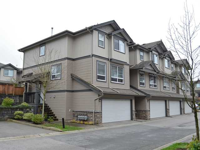 "Main Photo: 25 3127 SKEENA Street in Port Coquitlam: Riverwood Townhouse for sale in ""RIVER'S WALK"" : MLS®# V1042691"