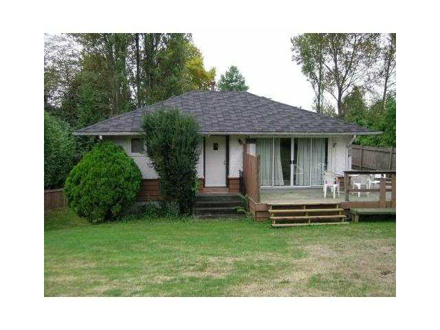 Main Photo: 4042 MARINE Drive in Burnaby: Big Bend House for sale (Burnaby South)  : MLS®# V1086550