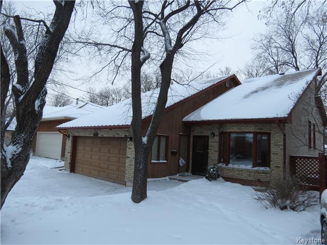 Main Photo: 962 Lemay Avenue in WINNIPEG: Fort Garry / Whyte Ridge / St Norbert Residential for sale (South Winnipeg)  : MLS®# 1500982