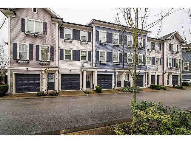 Main Photo: 33 7348 192A Street in Surrey: Clayton Townhouse for sale (Cloverdale)  : MLS®# F1430504