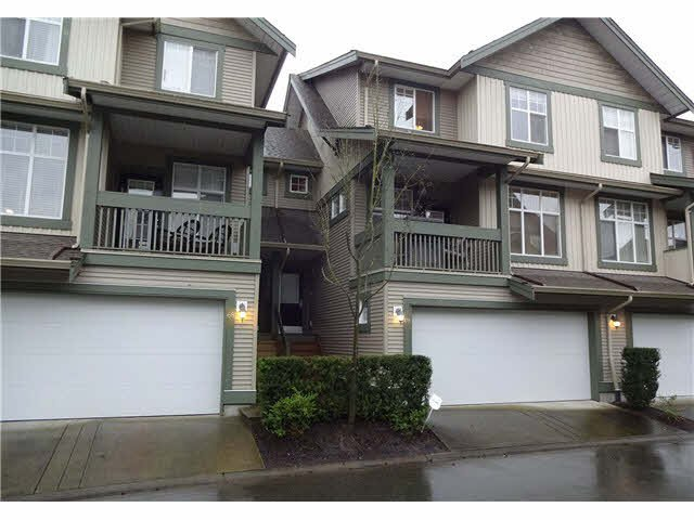 "Main Photo: 69 6050 166TH Street in Surrey: Cloverdale BC Townhouse for sale in ""WESTFIELD"" (Cloverdale)  : MLS®# F1433297"
