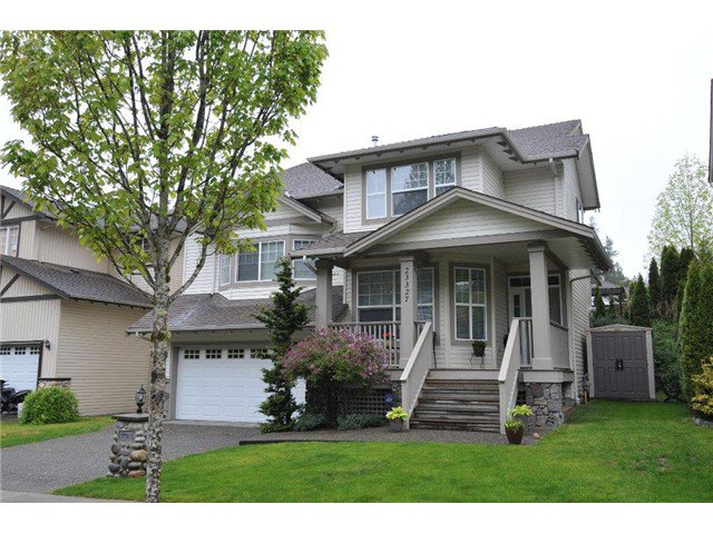 "Main Photo: 23327 133RD Avenue in Maple Ridge: Silver Valley House for sale in ""BALSAM CREEK"" : MLS®# V1119219"