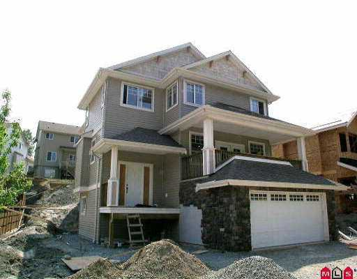 """Main Photo: 34198 AMBLEWOOD PL in Abbotsford: Central Abbotsford House for sale in """"AMBELWOOD"""" : MLS®# F2506618"""