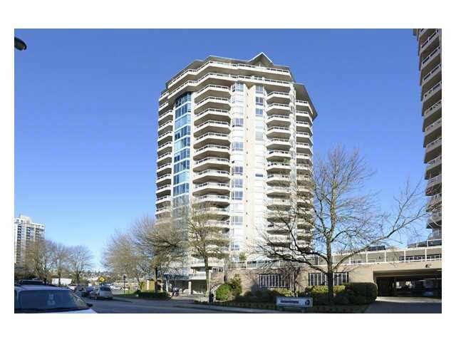 """Main Photo: 605 1245 QUAYSIDE Drive in New Westminster: Quay Condo for sale in """"THE RIVIERA"""" : MLS®# V1139804"""