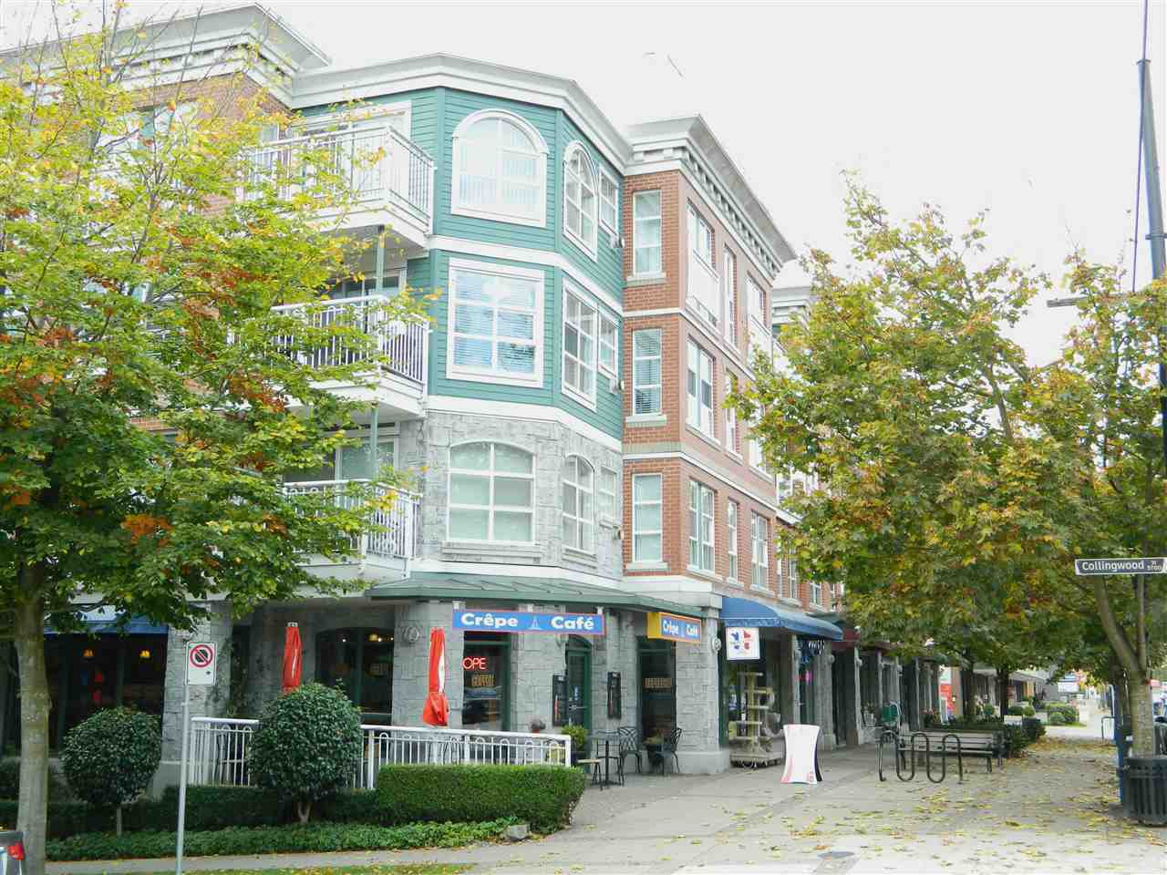 "Main Photo: 304 5723 COLLINGWOOD Street in Vancouver: Southlands Condo for sale in ""CHELSEA"" (Vancouver West)  : MLS®# R2007001"