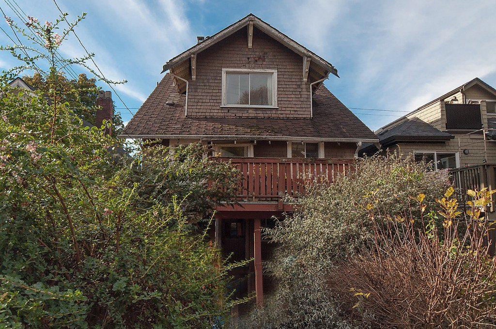 """Photo 18: Photos: 1322 MAPLE Street in Vancouver: Kitsilano House for sale in """"Kits Point"""" (Vancouver West)  : MLS®# R2011995"""