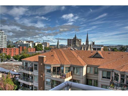 Main Photo: 708 930 Yates Street in VICTORIA: Vi Downtown Condo Apartment for sale (Victoria)  : MLS®# 368689