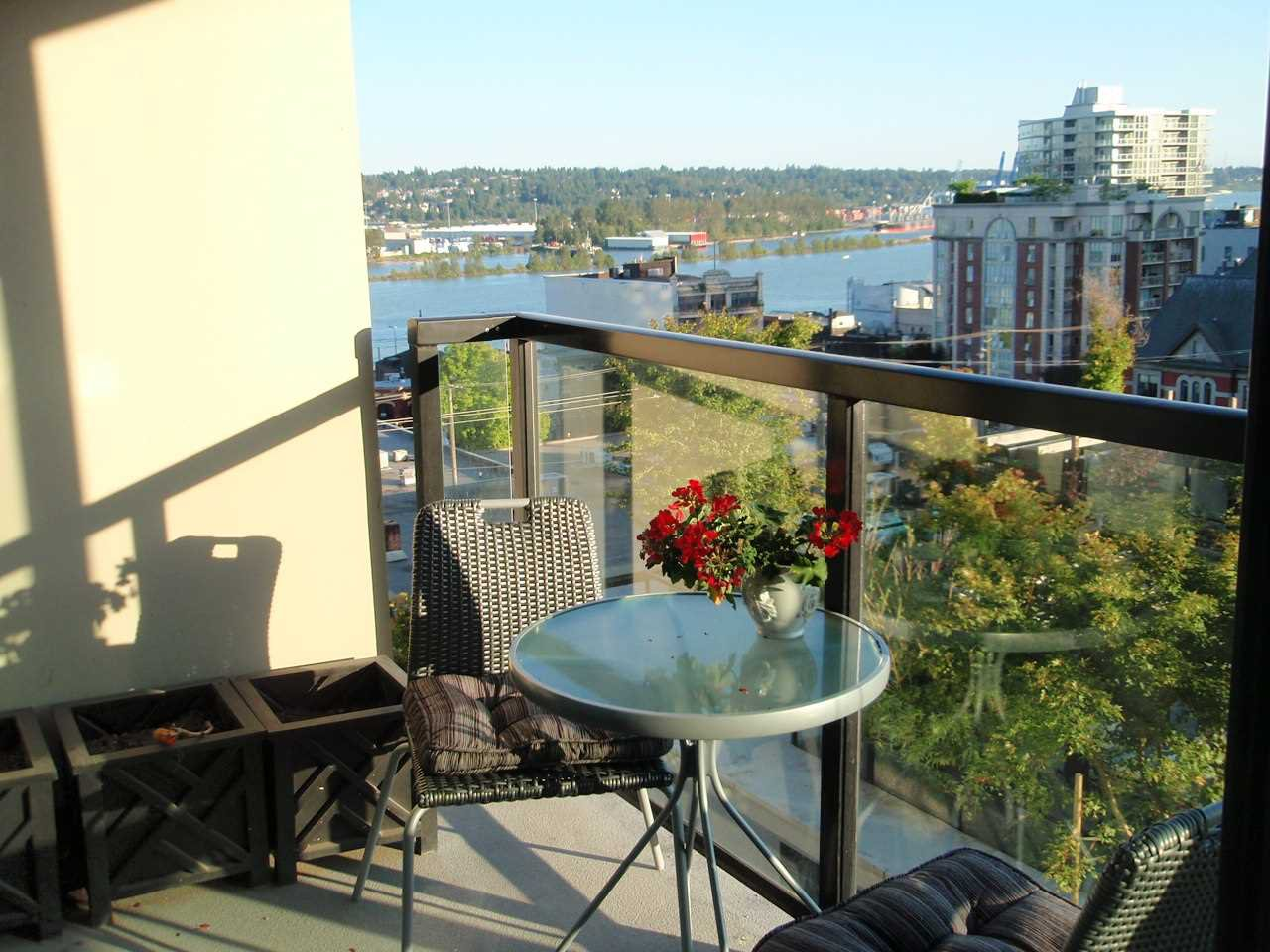 """Photo 5: Photos: 503 610 VICTORIA Street in New Westminster: Downtown NW Condo for sale in """"THE POINT"""" : MLS®# R2127407"""