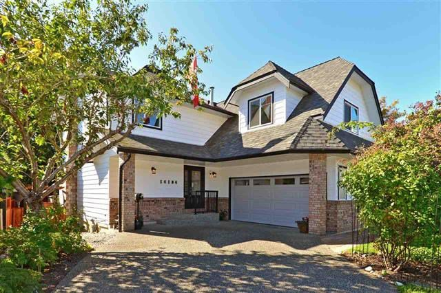 """Main Photo: 14134 18A Avenue in Surrey: Sunnyside Park Surrey House for sale in """"Ocean Bluff"""" (South Surrey White Rock)  : MLS®# R2134453"""