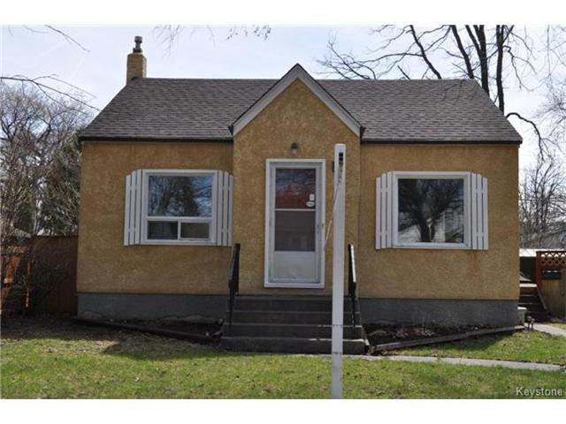 Main Photo: 120 Imperial Avenue in Winnipeg: Residential for sale (2D)  : MLS®# 1708787