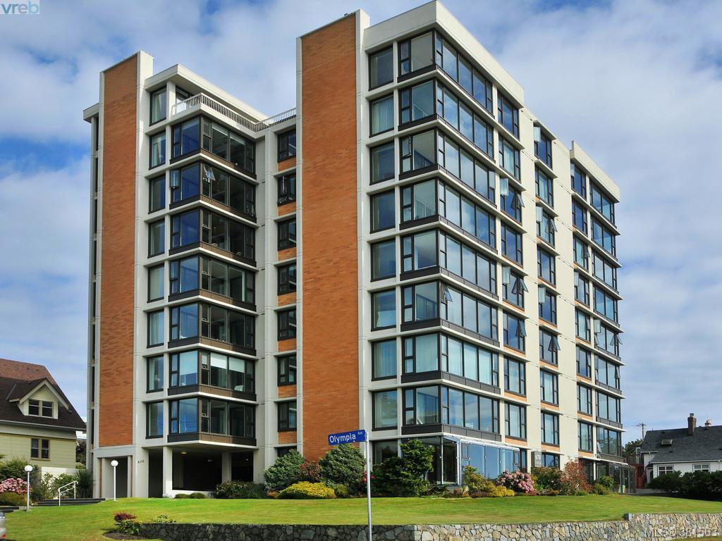 Main Photo: 701 670 Dallas Rd in VICTORIA: Vi James Bay Condo Apartment for sale (Victoria)  : MLS®# 766655