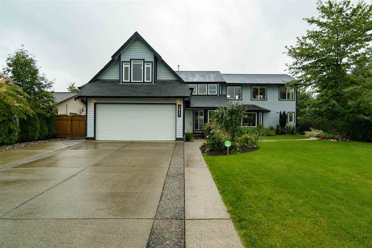 """Main Photo: 5044 214TH Street in Langley: Murrayville House for sale in """"Murrayville"""" : MLS®# R2207901"""
