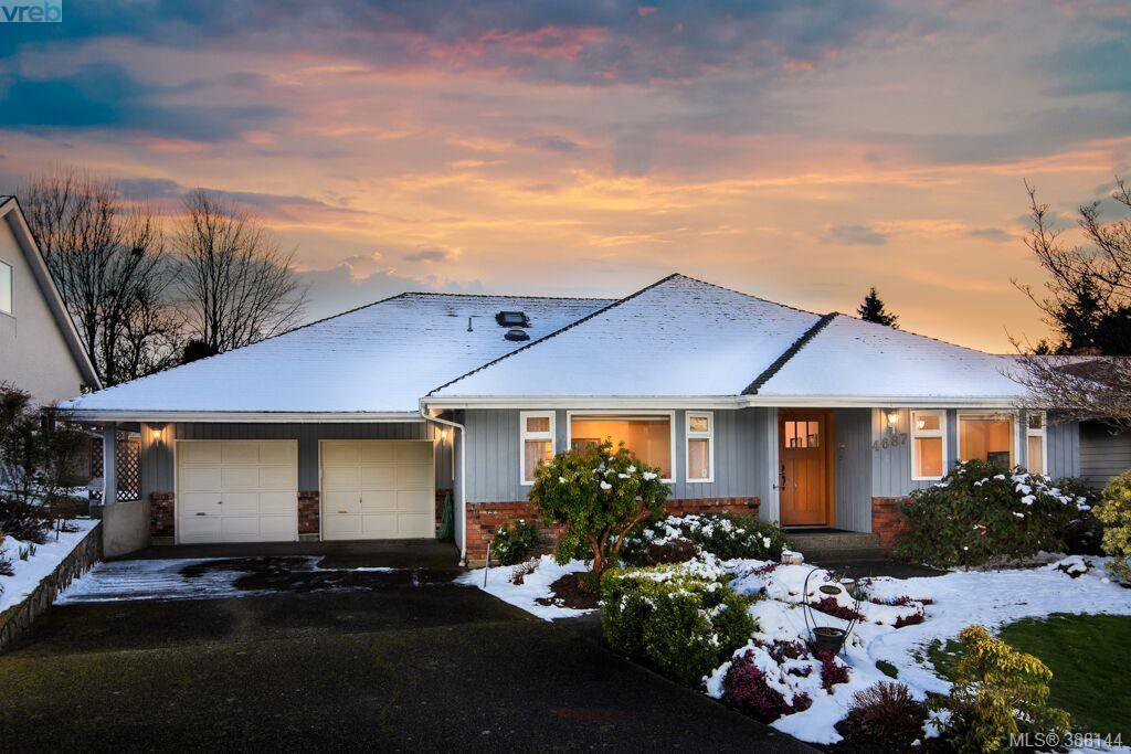 Main Photo: 4687 Sunnymead Way in VICTORIA: SE Sunnymead House for sale (Saanich East)  : MLS®# 780040