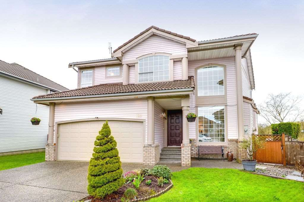 "Main Photo: 689 OMINECA Avenue in Port Coquitlam: Riverwood House for sale in ""RIVERWOOD"" : MLS®# R2255983"