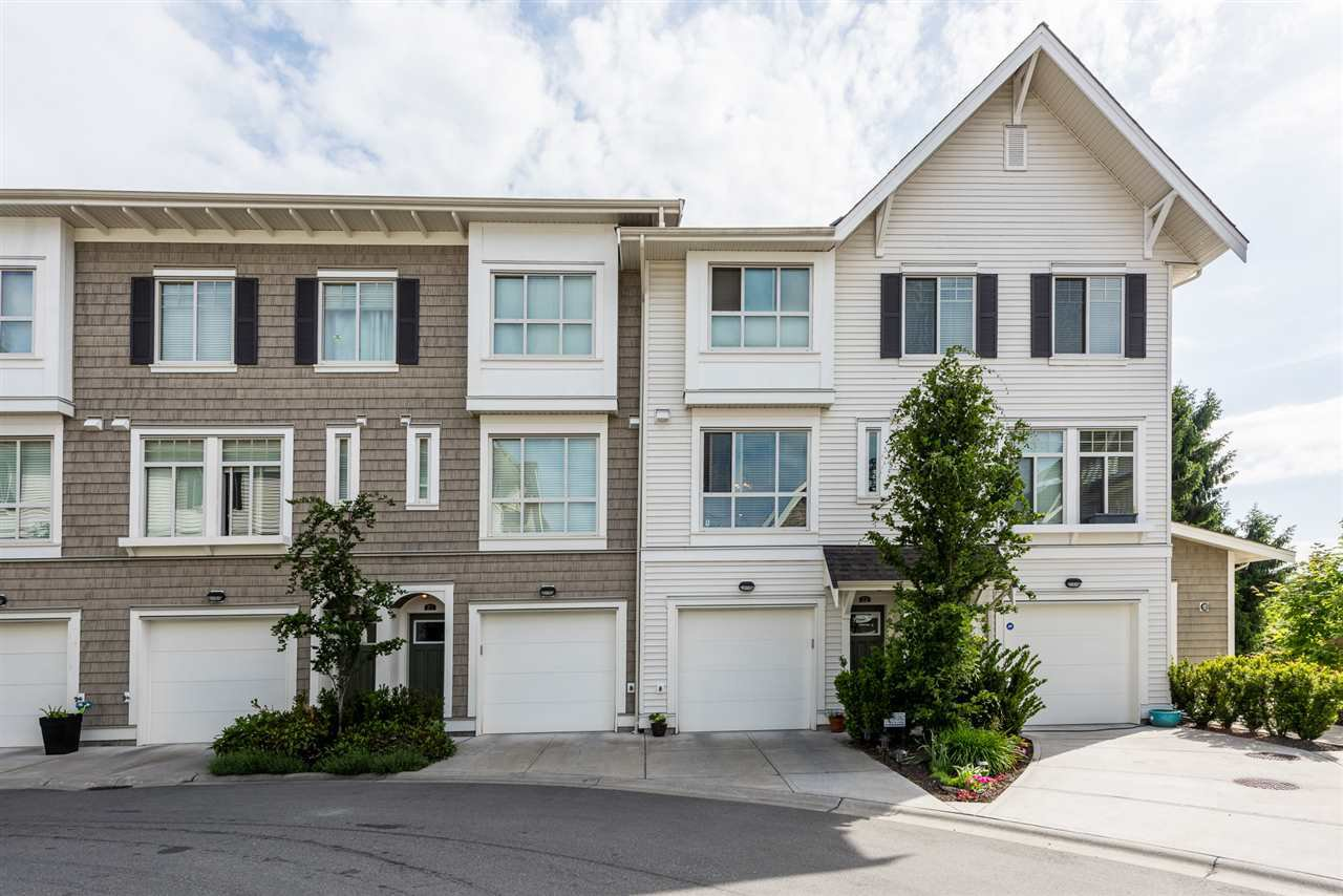 "Main Photo: 22 1708 KING GEORGE Boulevard in Surrey: King George Corridor Townhouse for sale in ""THE GEORGE"" (South Surrey White Rock)  : MLS®# R2273575"