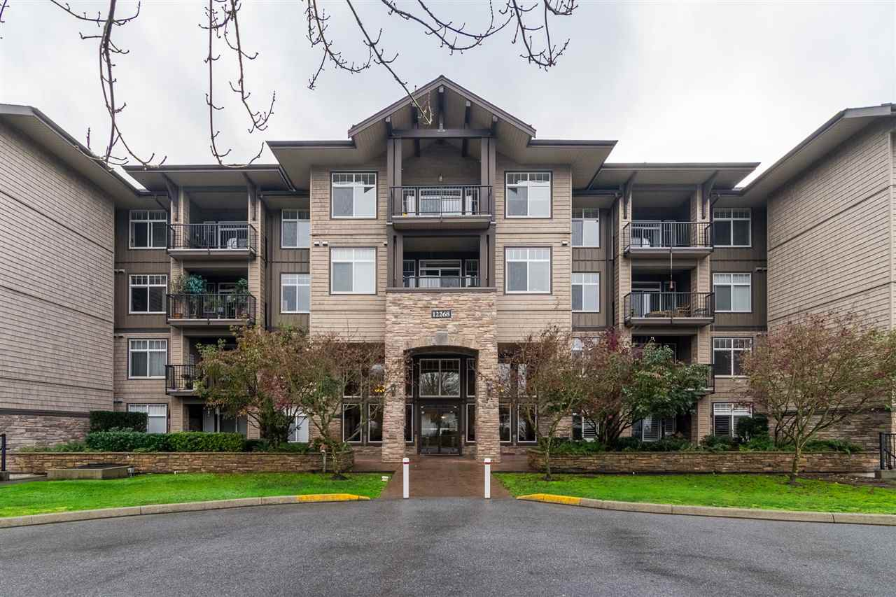 """Main Photo: 308 12268 224TH Street in Maple Ridge: East Central Condo for sale in """"Stonegate"""" : MLS®# R2323170"""