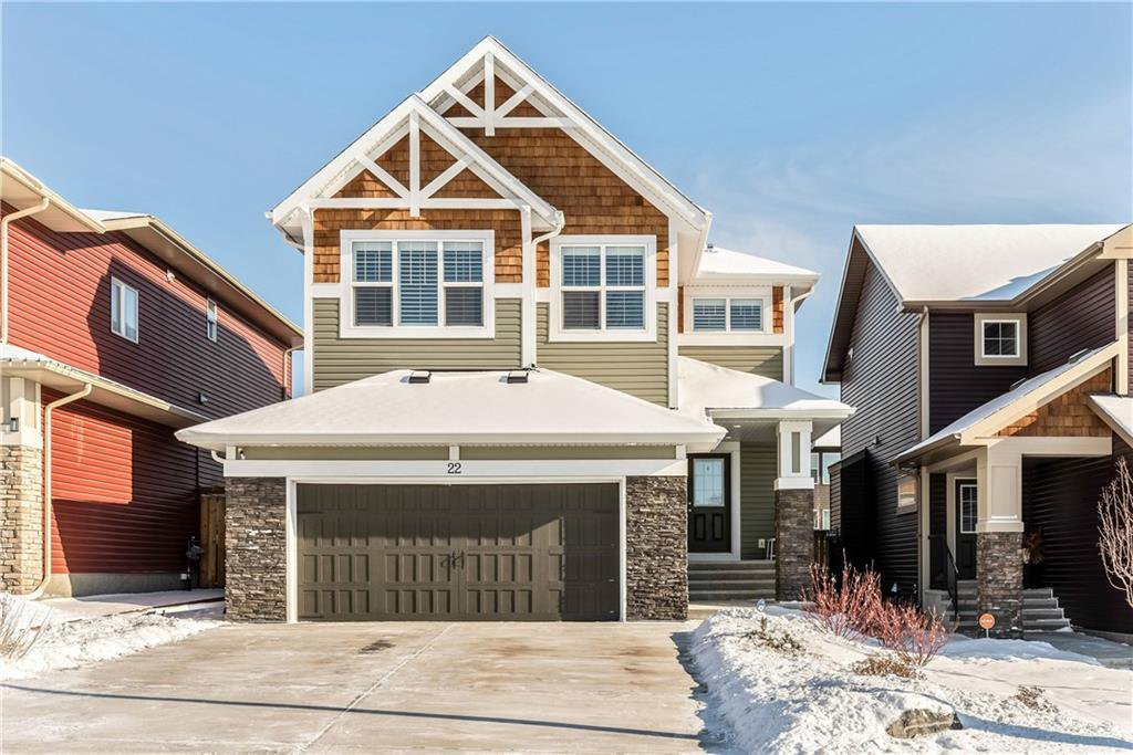Main Photo: 22 MOUNT RAE Ridge: Okotoks Detached for sale : MLS®# C4226201