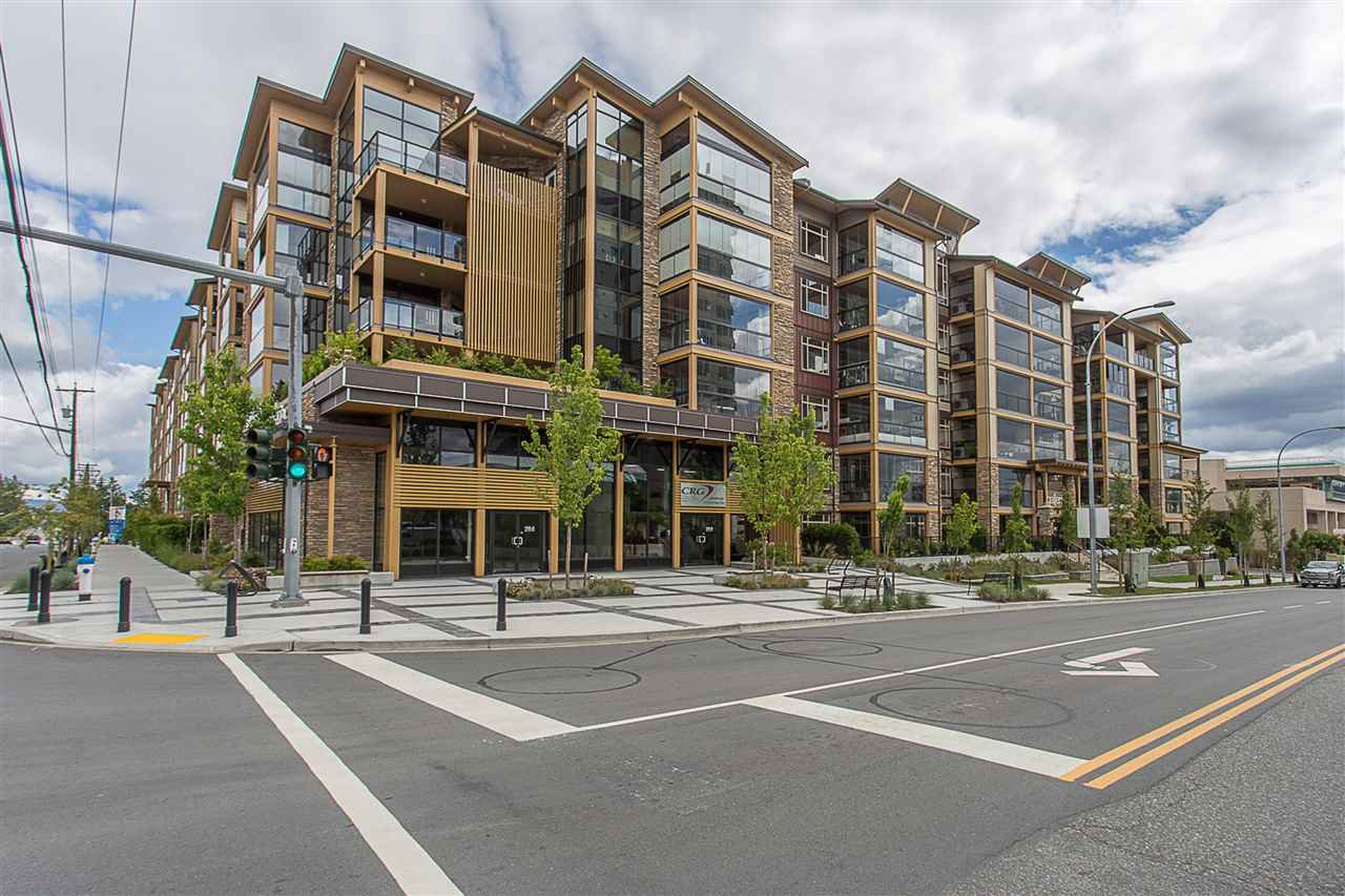 "Main Photo: 307 2860 TRETHEWEY Street in Abbotsford: Abbotsford West Condo for sale in ""La galleria"" : MLS®# R2346797"