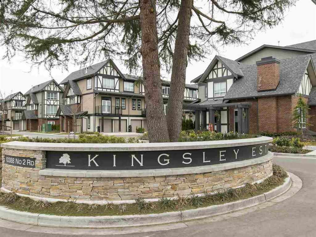 """Main Photo: 9 10388 NO 2 Road in Richmond: Woodwards Townhouse for sale in """"KINGSLEY ESTATE"""" : MLS®# R2350940"""