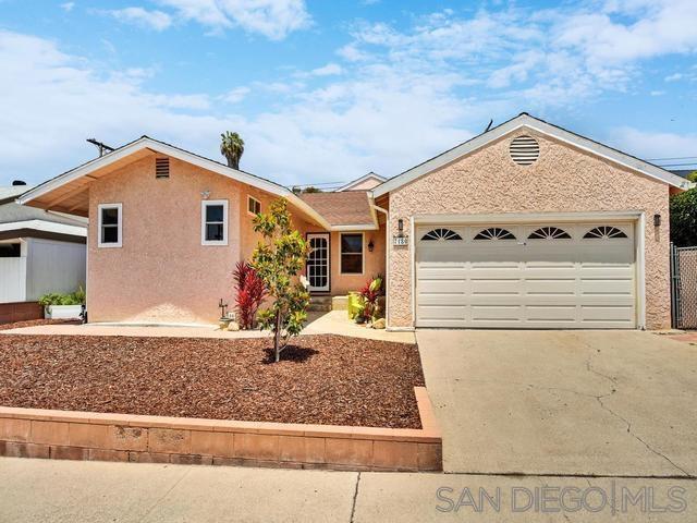 Main Photo: LA MESA House for sale : 3 bedrooms : 7180 Magruder St