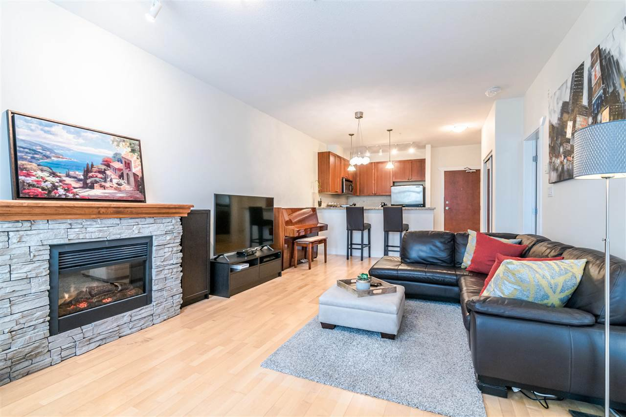 "Photo 1: Photos: 217 4280 MONCTON Street in Richmond: Steveston South Condo for sale in ""THE VILLAGE AT IMPERIAL LANDING"" : MLS®# R2387025"